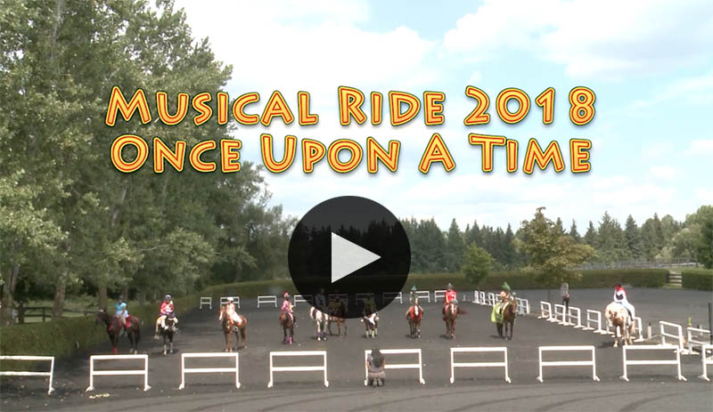 York Equestrian Riding School Musical Ride Toronto Ontario